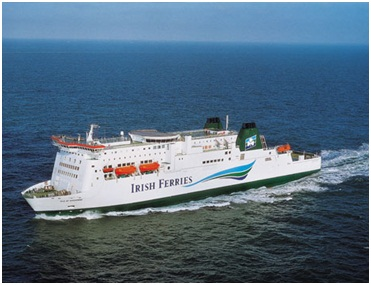 Traveling to Ireland by Ferry