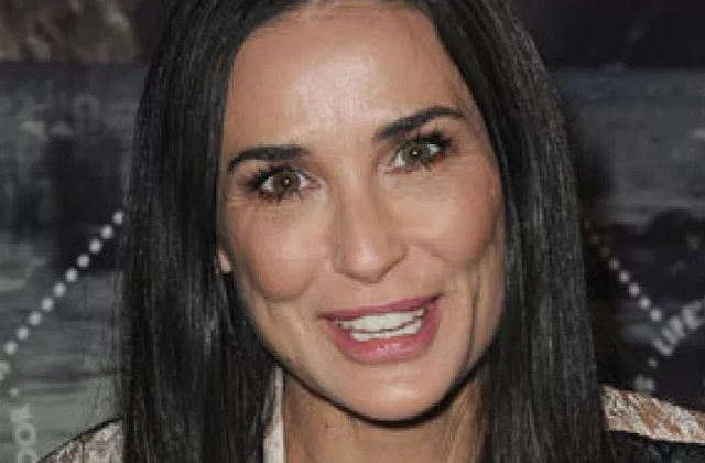 Demi Moore S Plastic Surgery Helped Her Keep Her Youthful